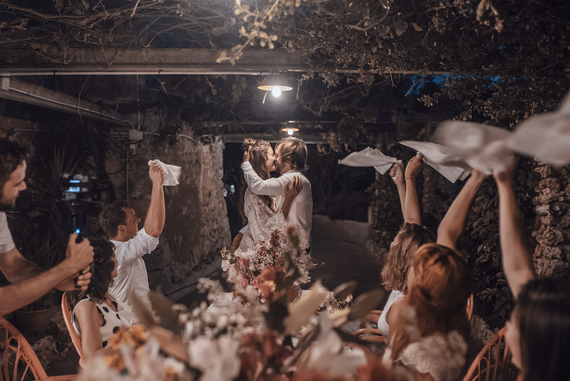 Wild, Spanish Wedding Inspiration For Bohemian Brides   IDO Events   Kevin Klein 17