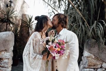 Wild, Spanish Wedding Inspiration For Bohemian Brides | IDO Events | Kevin Klein 3