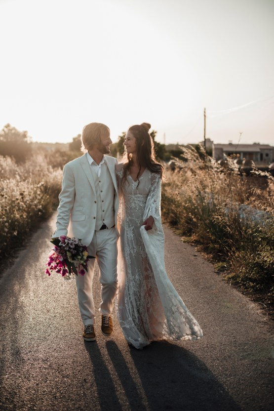 Wild, Spanish Wedding Inspiration For Bohemian Brides   IDO Events   Kevin Klein 31