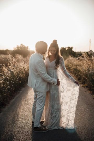 Wild, Spanish Wedding Inspiration For Bohemian Brides | IDO Events | Kevin Klein 33