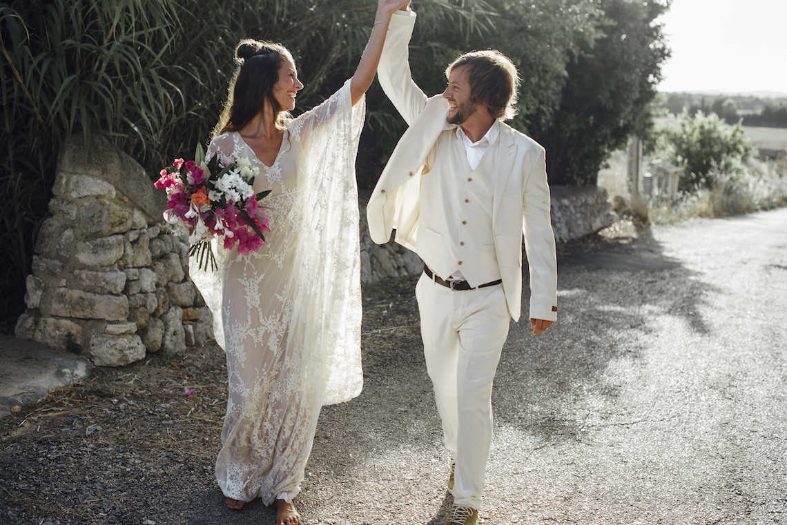 Wild, Spanish Wedding Inspiration For Bohemian Brides | IDO Events | Kevin Klein 4