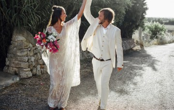 Wild, Spanish Wedding Inspiration For Bohemian Brides
