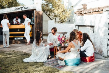 Wild, Spanish Wedding Inspiration For Bohemian Brides | IDO Events | Kevin Klein 5