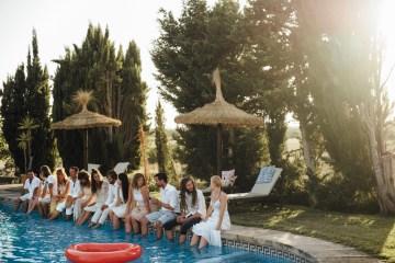 Wild, Spanish Wedding Inspiration For Bohemian Brides | IDO Events | Kevin Klein 6