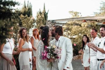 Wild, Spanish Wedding Inspiration For Bohemian Brides | IDO Events | Kevin Klein 8