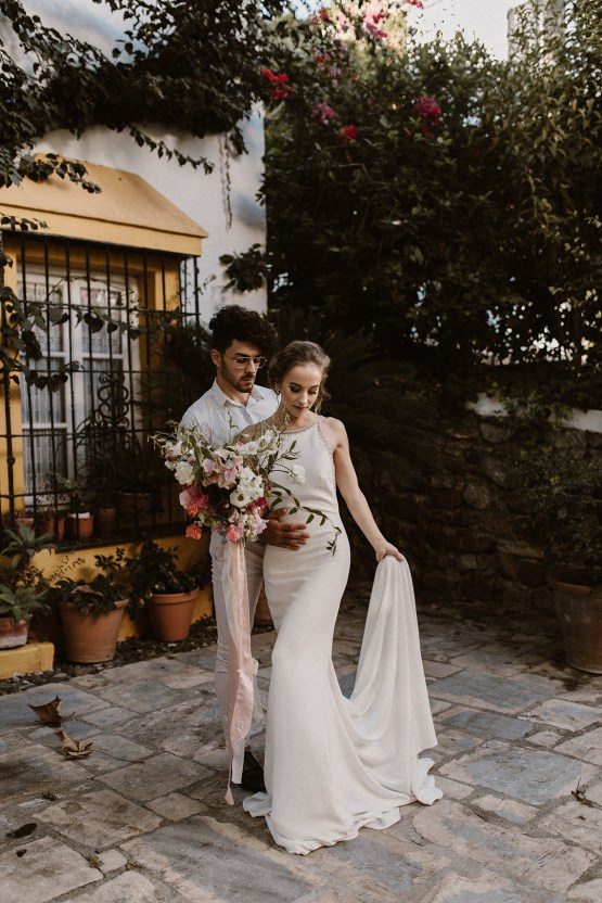 Bougainvillea Wedding Inspiration With Modern Silk Gowns | IDO Events | Kevin Klein 11