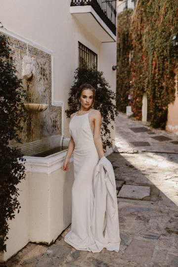 Bougainvillea Wedding Inspiration With Modern Silk Gowns   IDO Events   Kevin Klein 19