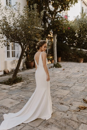 Bougainvillea Wedding Inspiration With Modern Silk Gowns   IDO Events   Kevin Klein 21
