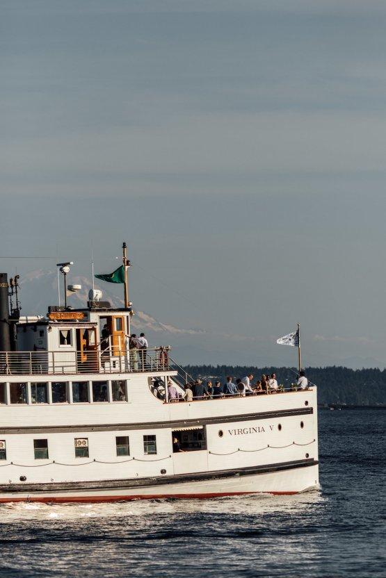 Classic Seattle Waterfront Wedding | JTobiason Photography 22