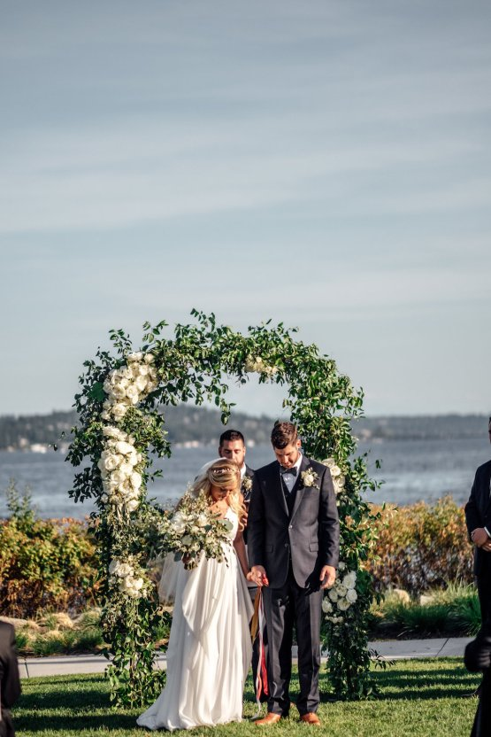 Classic Seattle Waterfront Wedding | JTobiason Photography 23