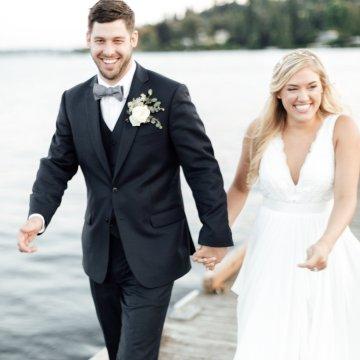 Classic Seattle Waterfront Wedding | JTobiason Photography 31
