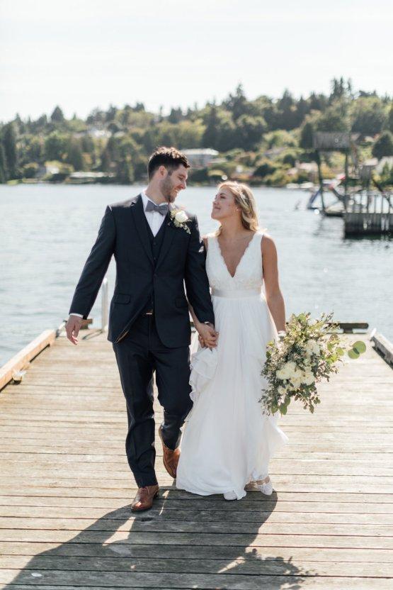 Classic Seattle Waterfront Wedding | JTobiason Photography 8