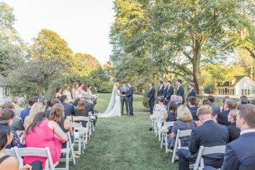 Elegant New England Farm Wedding | Kir Tuben 1