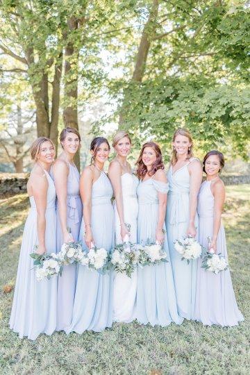 Elegant New England Farm Wedding | Kir Tuben 25