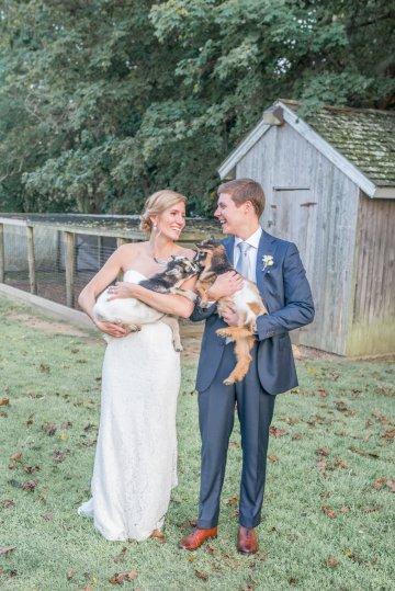 Elegant New England Farm Wedding | Kir Tuben 40