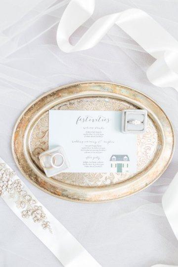 Elegant New England Farm Wedding | Kir Tuben 7