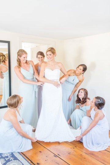 Elegant New England Farm Wedding | Kir Tuben 8