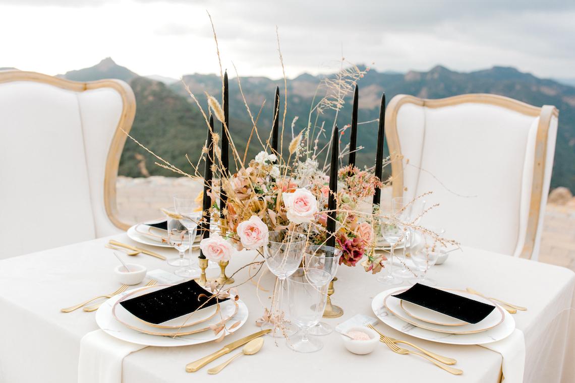 Fashion-forward Black & White Wedding Ideas From Malibu   Babsy Ly 39