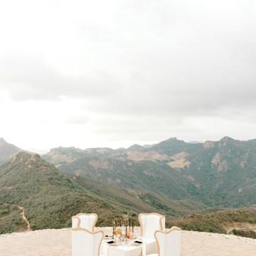 Fashion-forward Black & White Wedding Ideas From Malibu   Babsy Ly 6