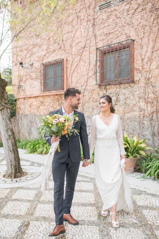 Gilded Arabic & Spanish Wedding Inspiration | Anna + Mateo 14