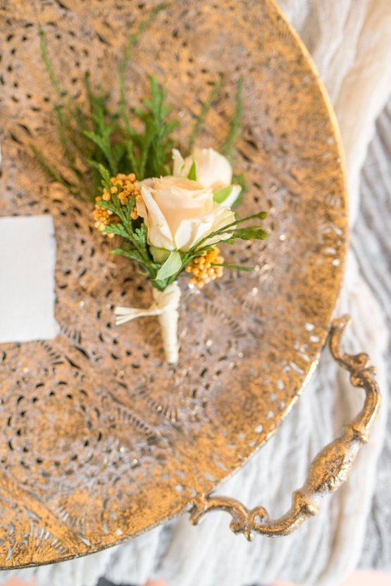 Gilded Arabic & Spanish Wedding Inspiration | Anna + Mateo 2