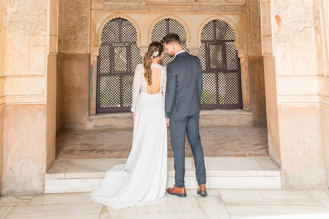 Gilded Arabic & Spanish Wedding Inspiration | Anna + Mateo 42
