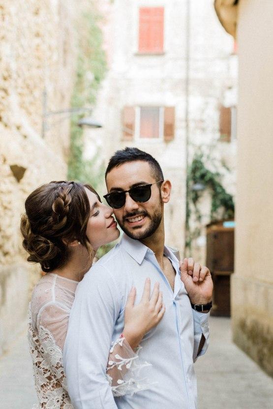 Italian Alleyway Elopement Inspiration | Danielle Smith Photography 13