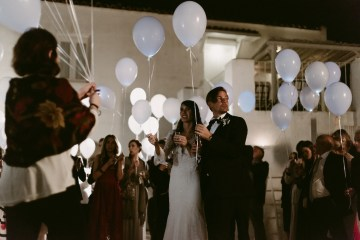 Luxurious Italian Cathedral Wedding On The Seaside | Serena Cevenini 18