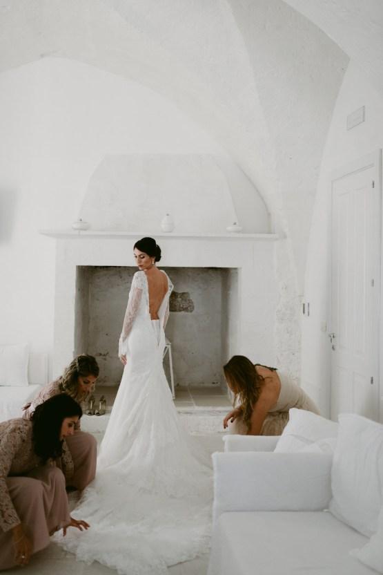 Luxurious Italian Cathedral Wedding On The Seaside | Serena Cevenini 24