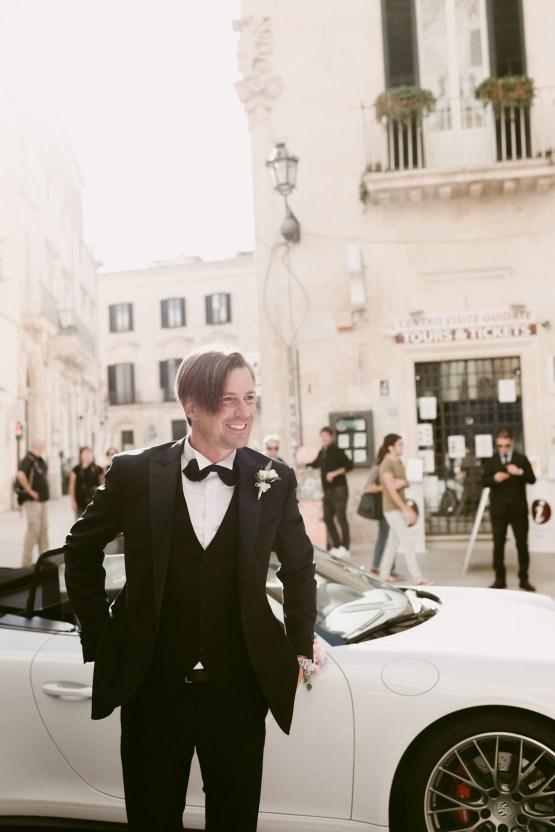 Luxurious Italian Cathedral Wedding On The Seaside | Serena Cevenini 25