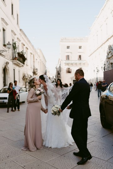 Luxurious Italian Cathedral Wedding On The Seaside | Serena Cevenini 27