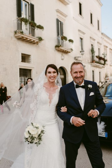 Luxurious Italian Cathedral Wedding On The Seaside | Serena Cevenini 30