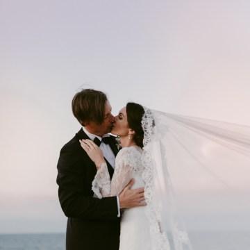 Luxurious Italian Cathedral Wedding On The Seaside | Serena Cevenini 42