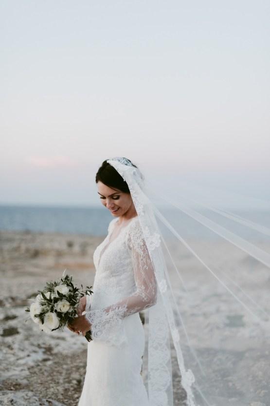 Luxurious Italian Cathedral Wedding On The Seaside | Serena Cevenini 46