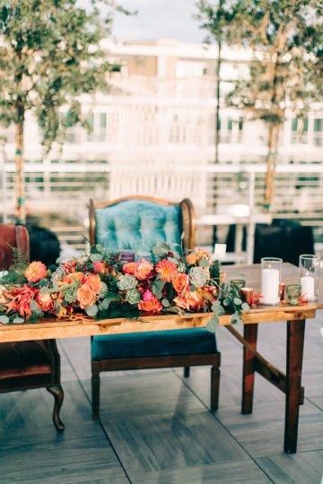 Midcentury Modern Desert Wedding Made Of Boho Dreams | Vienna Glenn 20