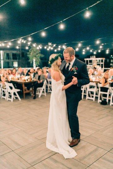 Midcentury Modern Desert Wedding Made Of Boho Dreams | Vienna Glenn 30