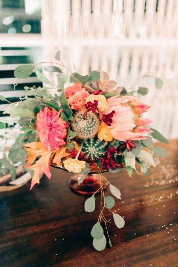Midcentury Modern Desert Wedding Made Of Boho Dreams | Vienna Glenn 33