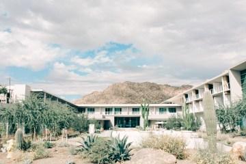 Midcentury Modern Desert Wedding Made Of Boho Dreams | Vienna Glenn 34