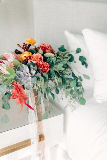 Midcentury Modern Desert Wedding Made Of Boho Dreams | Vienna Glenn 4