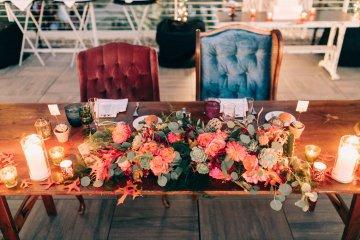 Midcentury Modern Desert Wedding Made Of Boho Dreams | Vienna Glenn 61