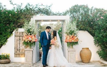 Multicultural Greek & Chinese Destination Wedding In Athens