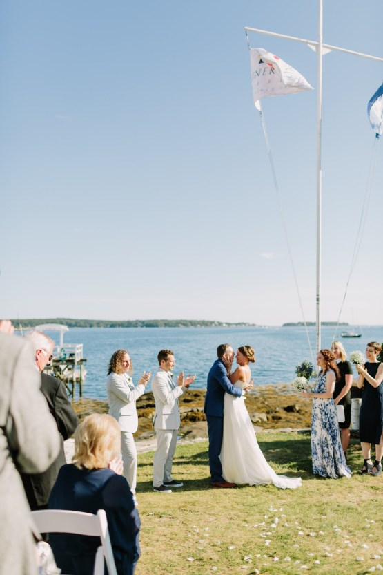 Nautical New England Wedding (With Lobster Rolls!) | Let's Frolic Together 14