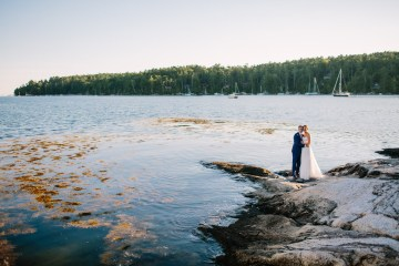 Nautical New England Wedding (With Lobster Rolls!) | Let's Frolic Together 44