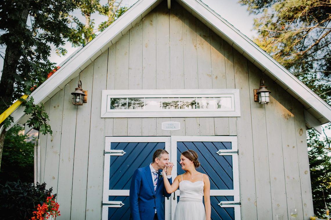 Nautical New England Wedding (With Lobster Rolls!) | Let's Frolic Together 47