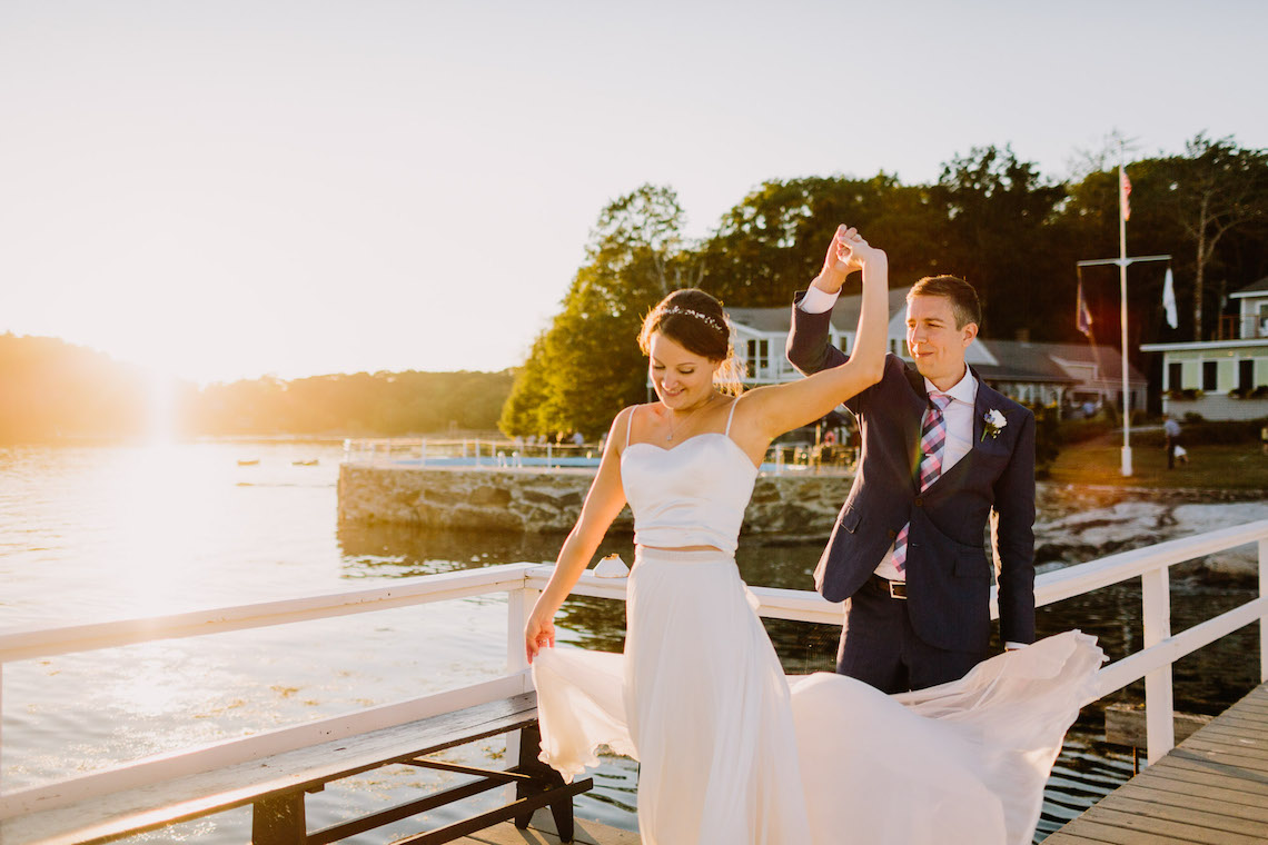 Nautical New England Wedding (With Lobster Rolls!)   Let's Frolic Together 48