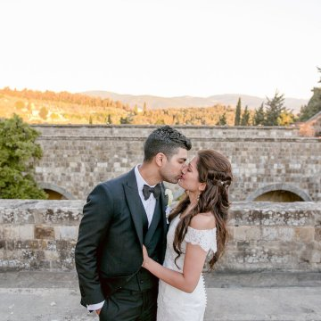 Practically Royal Tuscan Wedding | Storyett Photography 38