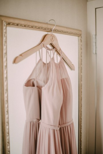 Pretty Pink Countryside Wedding (With Cute Aisle Signage) | Barkerture Photo 19