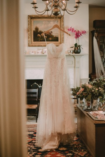Pretty Pink Countryside Wedding (With Cute Aisle Signage) | Barkerture Photo 20
