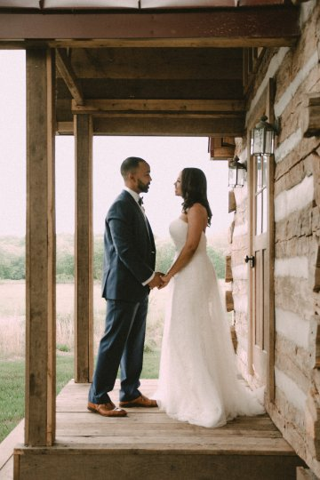 Pretty Pink Countryside Wedding (With Cute Aisle Signage) | Barkerture Photo 27