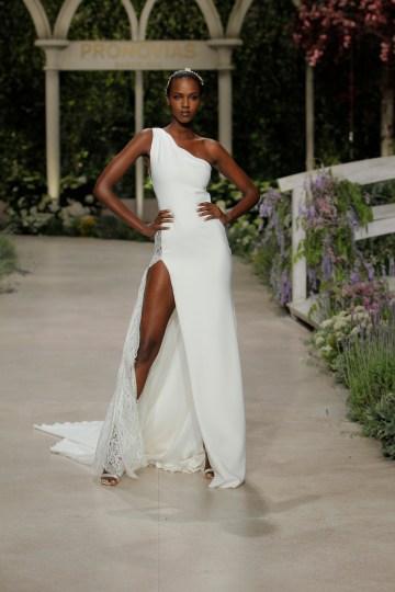 Pronovias 2019 In Bloom Wedding Dress Collection | Carmen
